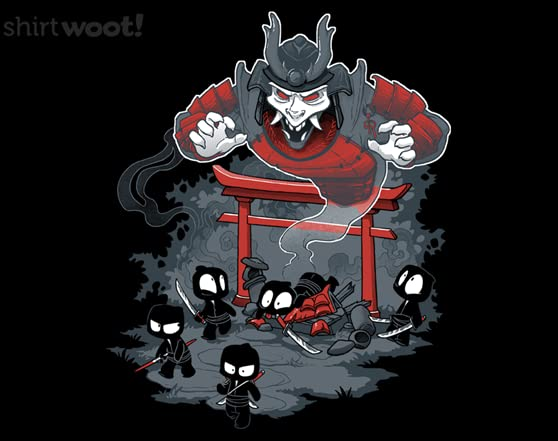 Unstealthiest Ninja: Demon T Shirt