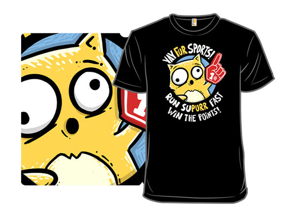 Yay Fur Sports! T Shirt