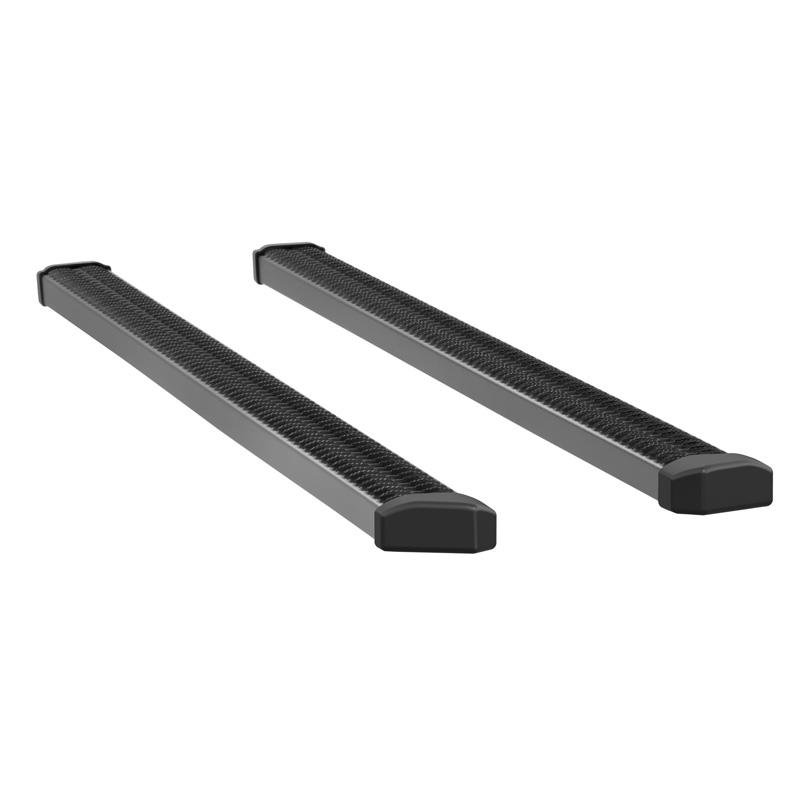Luverne 416088-4055124 Textured Black Powder Coat Aluminum SlimGrip 5