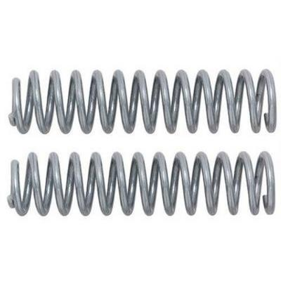 Rubicon Express 2.5 Inch lift Coil Springs, Front, Gray, Pair of 2 - RE1369