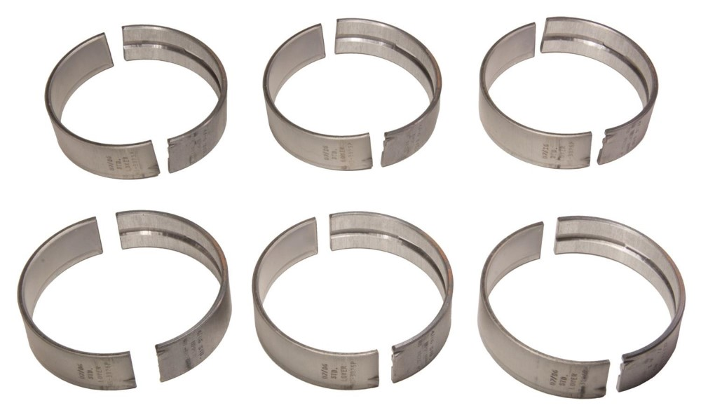 Clevite MS2248P50MM .50mm Main Bearing Set Dodge|Mercedes-Benz Engines