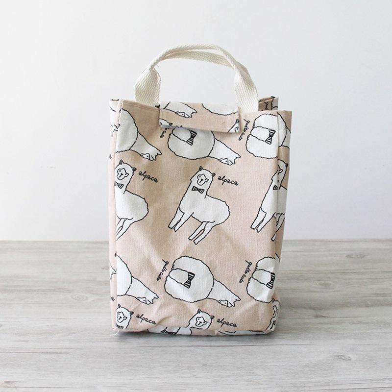 Ericdress Cartoon Cloth Storage Bags