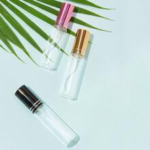 Glass Perfume Spray Bottle 3pcs