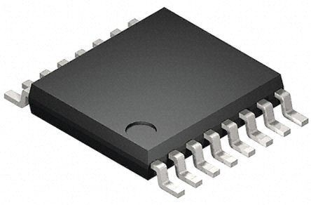 Toshiba 74VHC4020FT 14-stage Binary Counter, , Uni-Directional, 16-Pin TSSOP (2500)