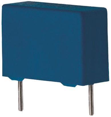 EPCOS 470nF Polypropylene Capacitor PP 330V ac ±20% Tolerance Through Hole B32914 Series (5)