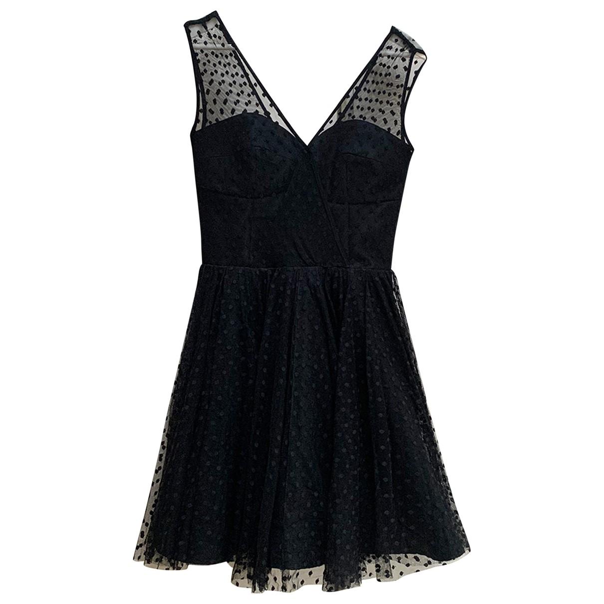 Milly \N Black dress for Women 6 US