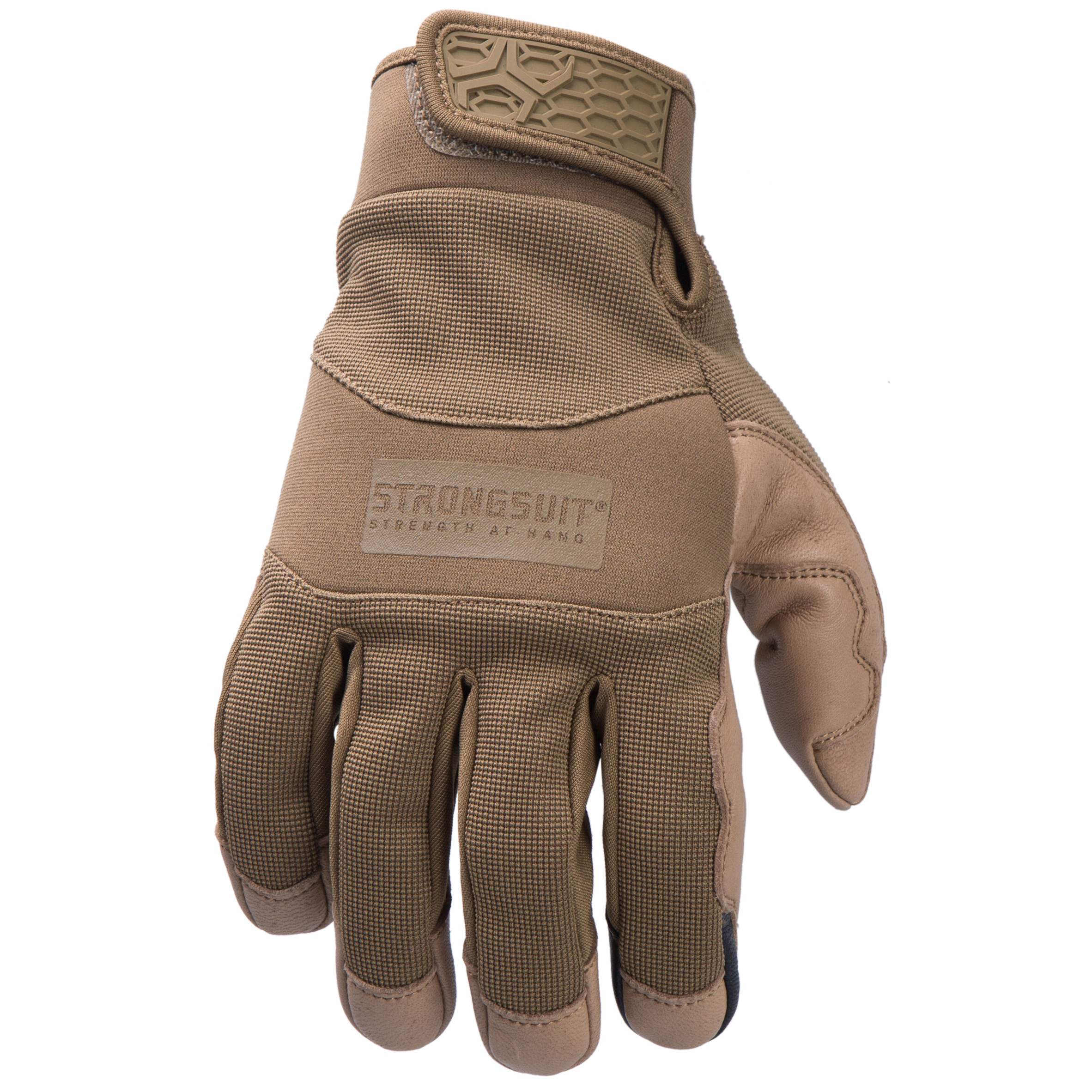 General Utility Mens Gloves, Coyote, XXL
