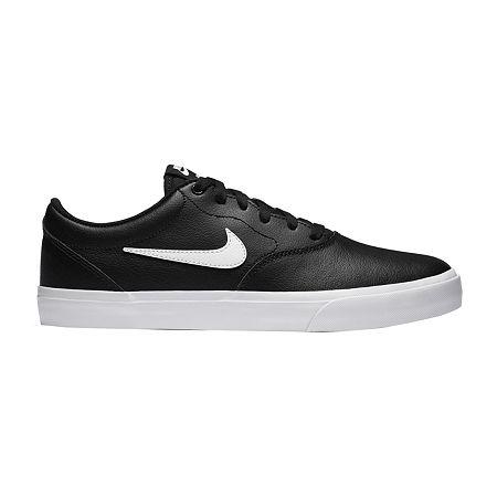 Nike SB Charge Prm Mens Skate Shoes, 12 Medium, Black
