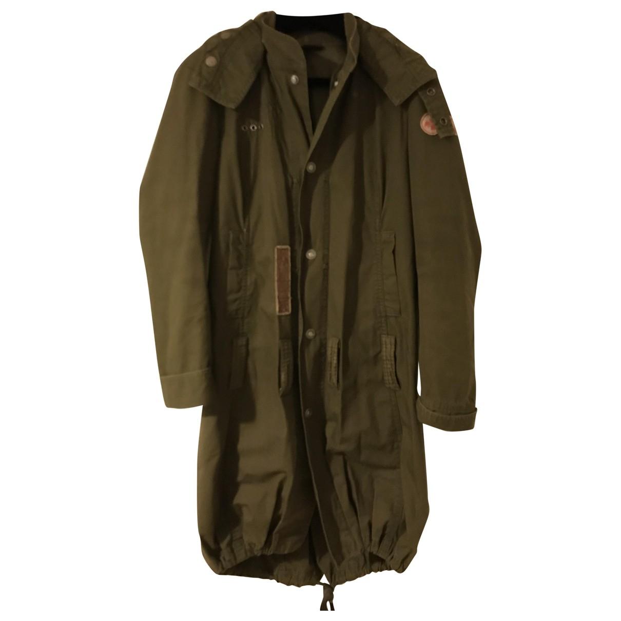 Diesel \N Khaki coat for Women 34 FR