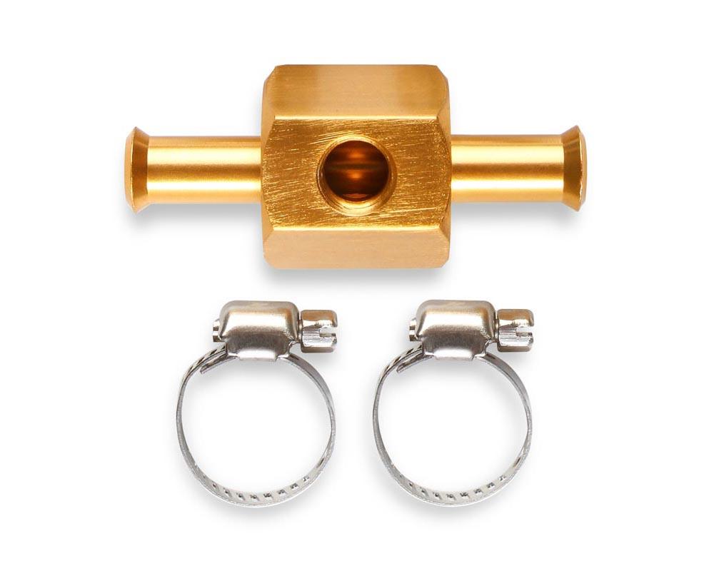 Mr. Gasket In-Line Fuel Pressure Gauge Adapter