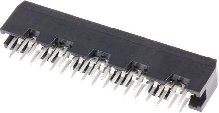 Hirose , HIF3FB 2.54mm Pitch 34 Way 2 Row Straight PCB Socket, Through Hole, Solder Termination
