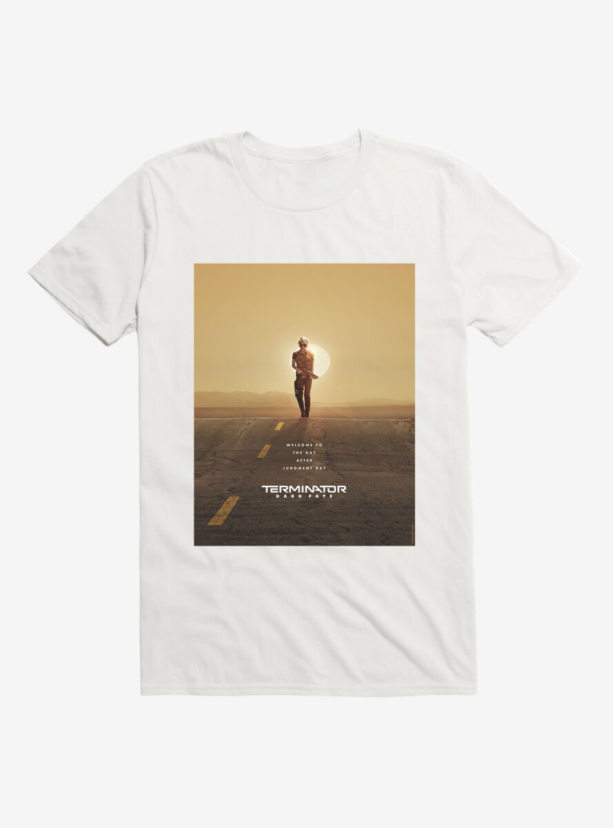 Terminator: Dark Fate Movie Poster T-Shirt
