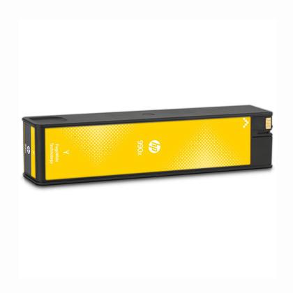 HP 990X M0J97AN cartouche d'encre originale jaune PageWide haute capacité
