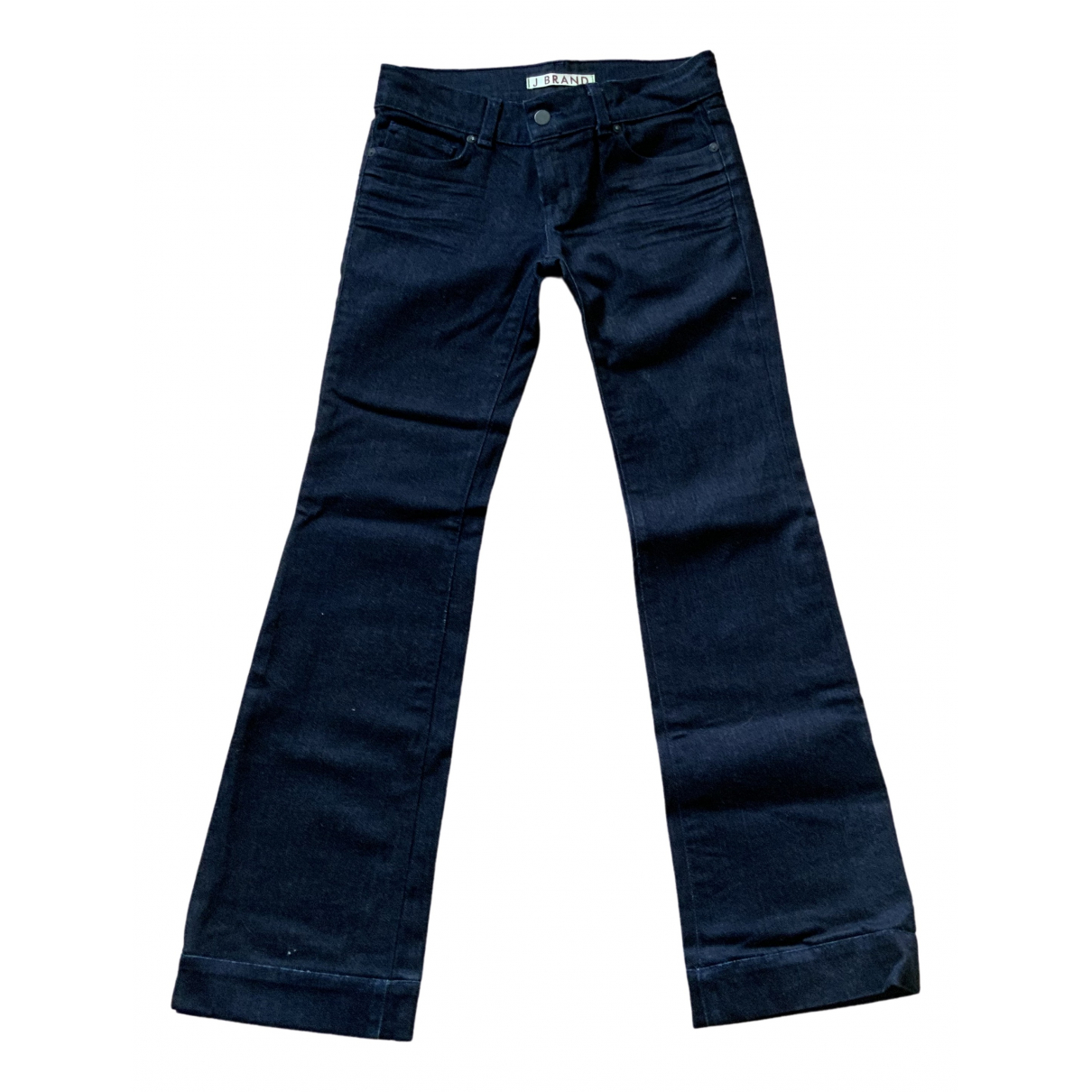 J Brand \N Navy Cotton - elasthane Jeans for Women 26 US