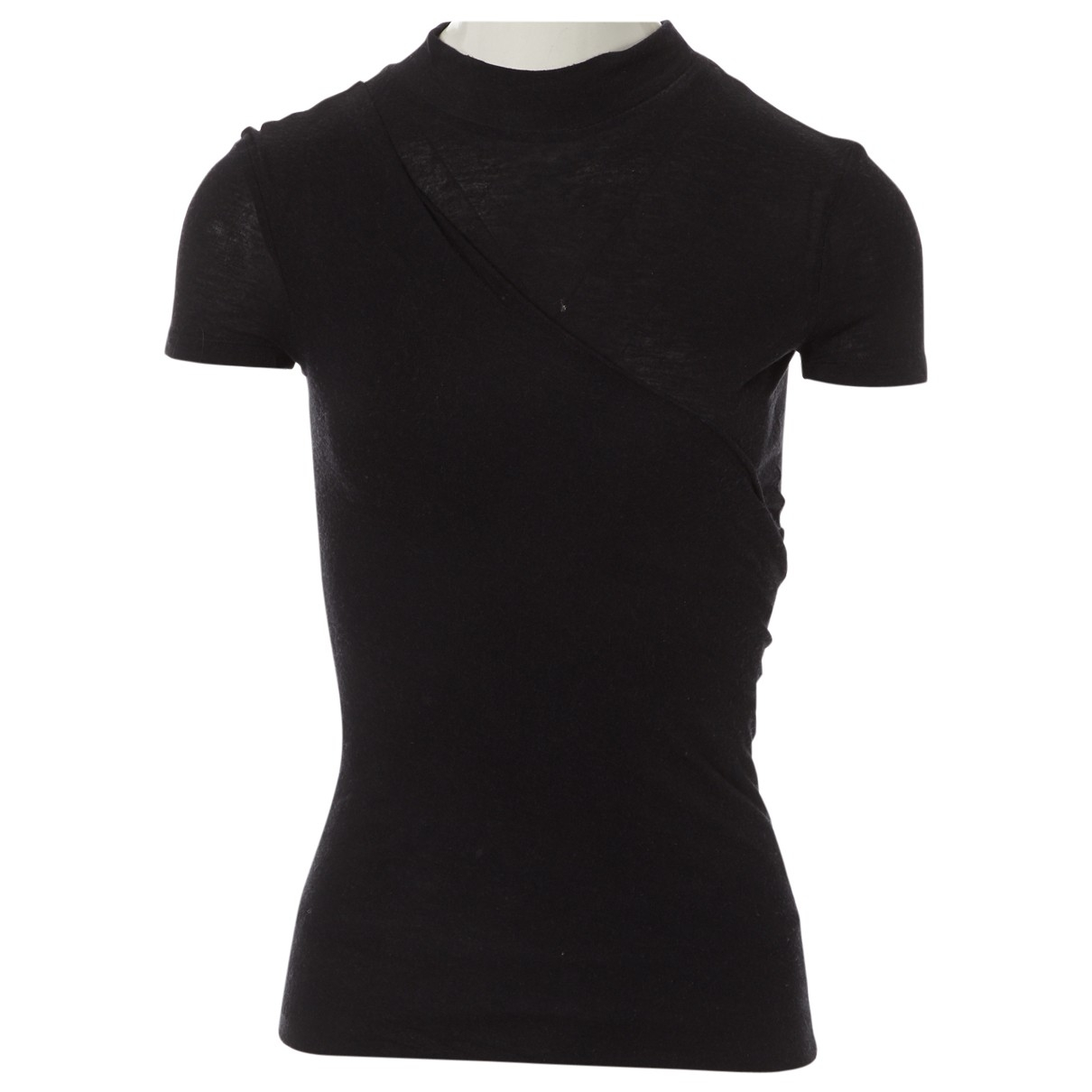 Balmain \N Black  top for Women 34 FR