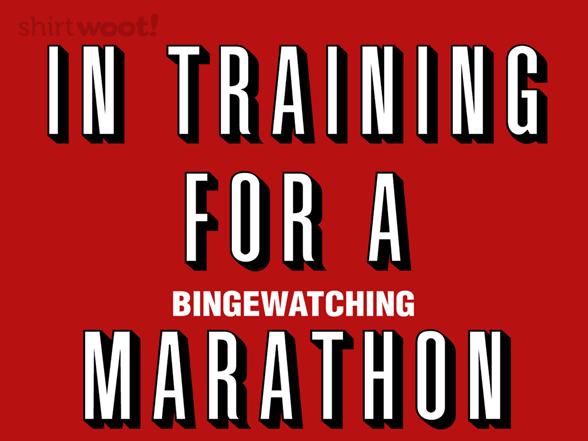 In Training T Shirt