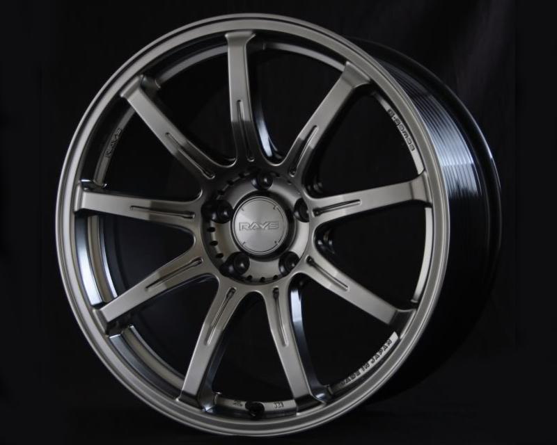 Rays New Flat Gunmetal G-Games SOG Wheel 18x7.5 5x112 48mm