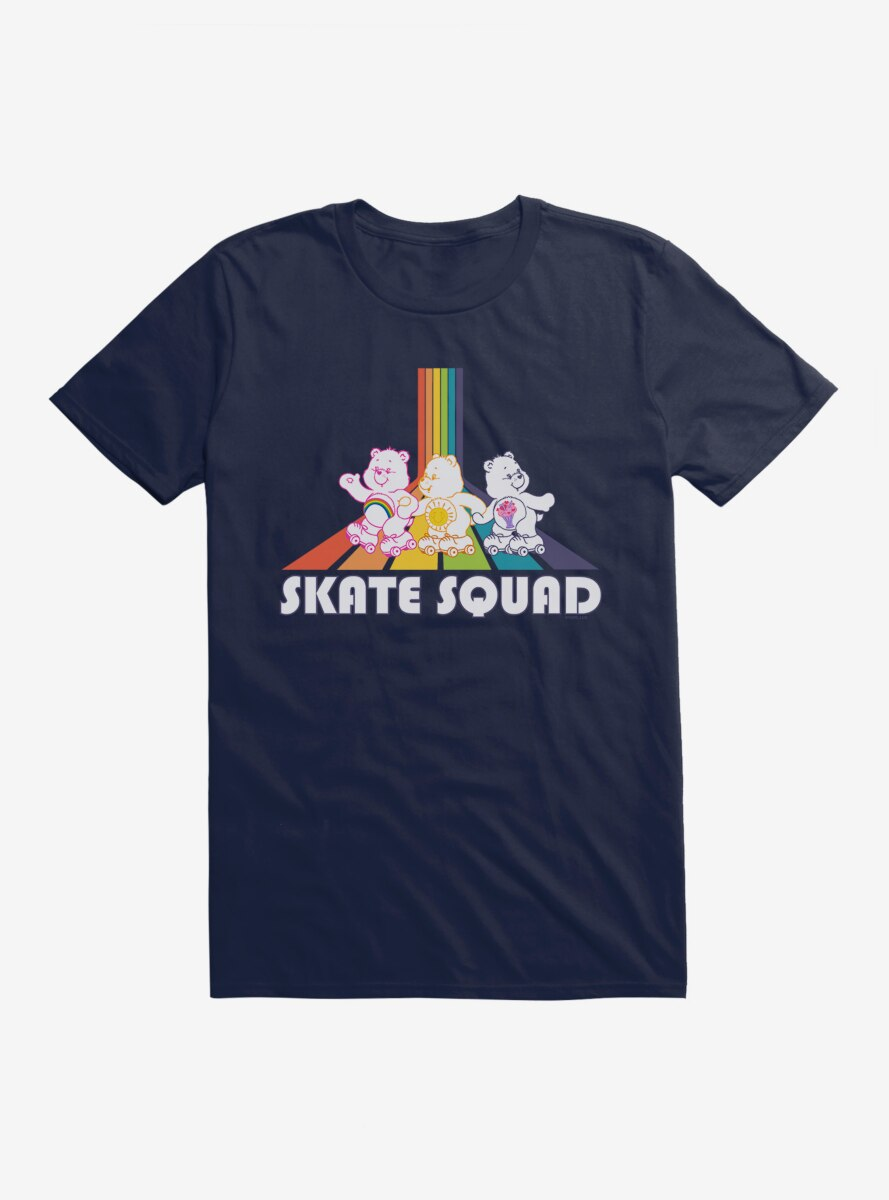 Care Bears Skate Squad T-Shirt