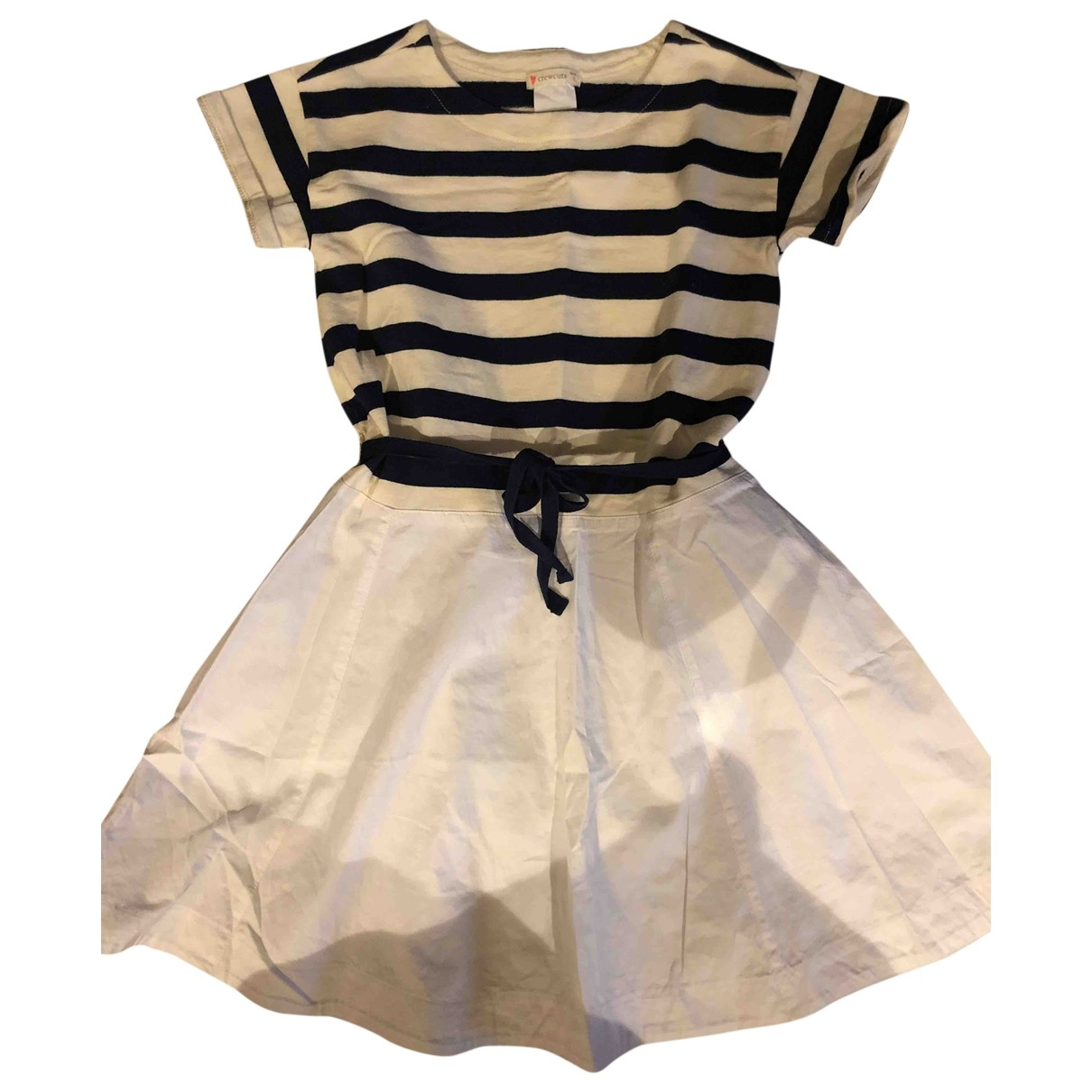 J.crew \N White Cotton dress for Kids 8 years - up to 128cm FR