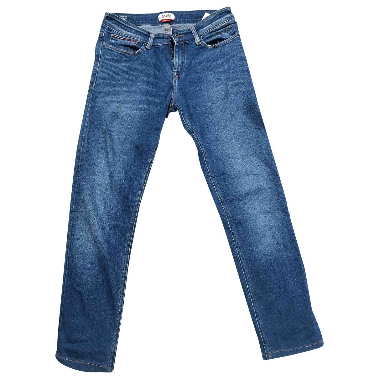 Tommy Hilfiger \N Blue Cotton Jeans for Men 28 US