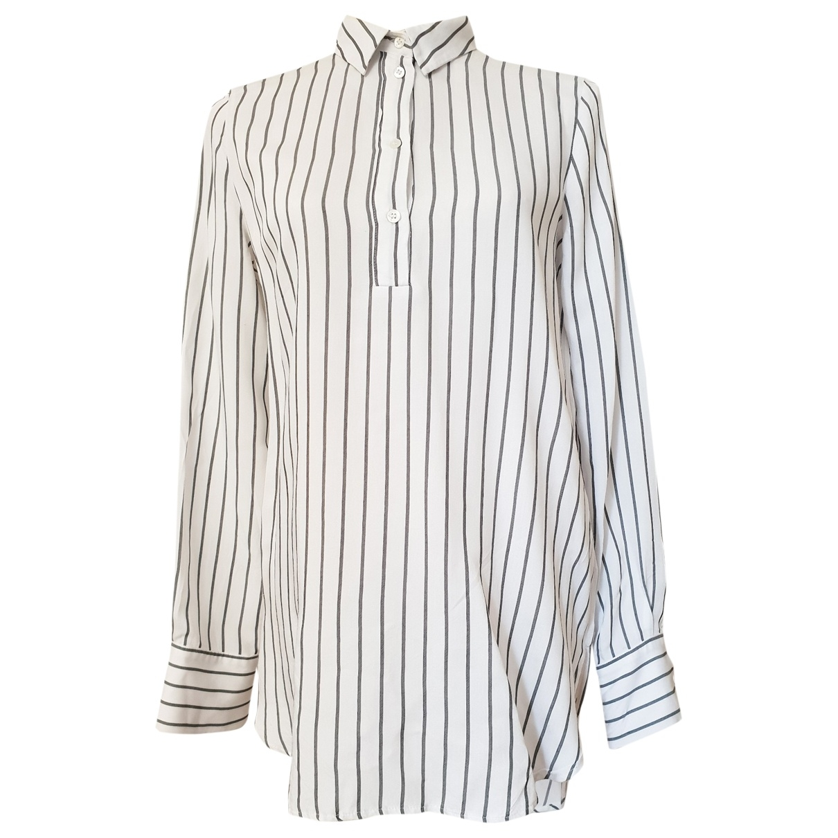 Zara \N White  top for Women S International
