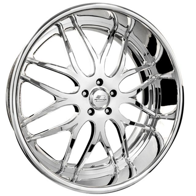 Billet Specialties DT97222Custom BLVD 97 Wheels 22x12