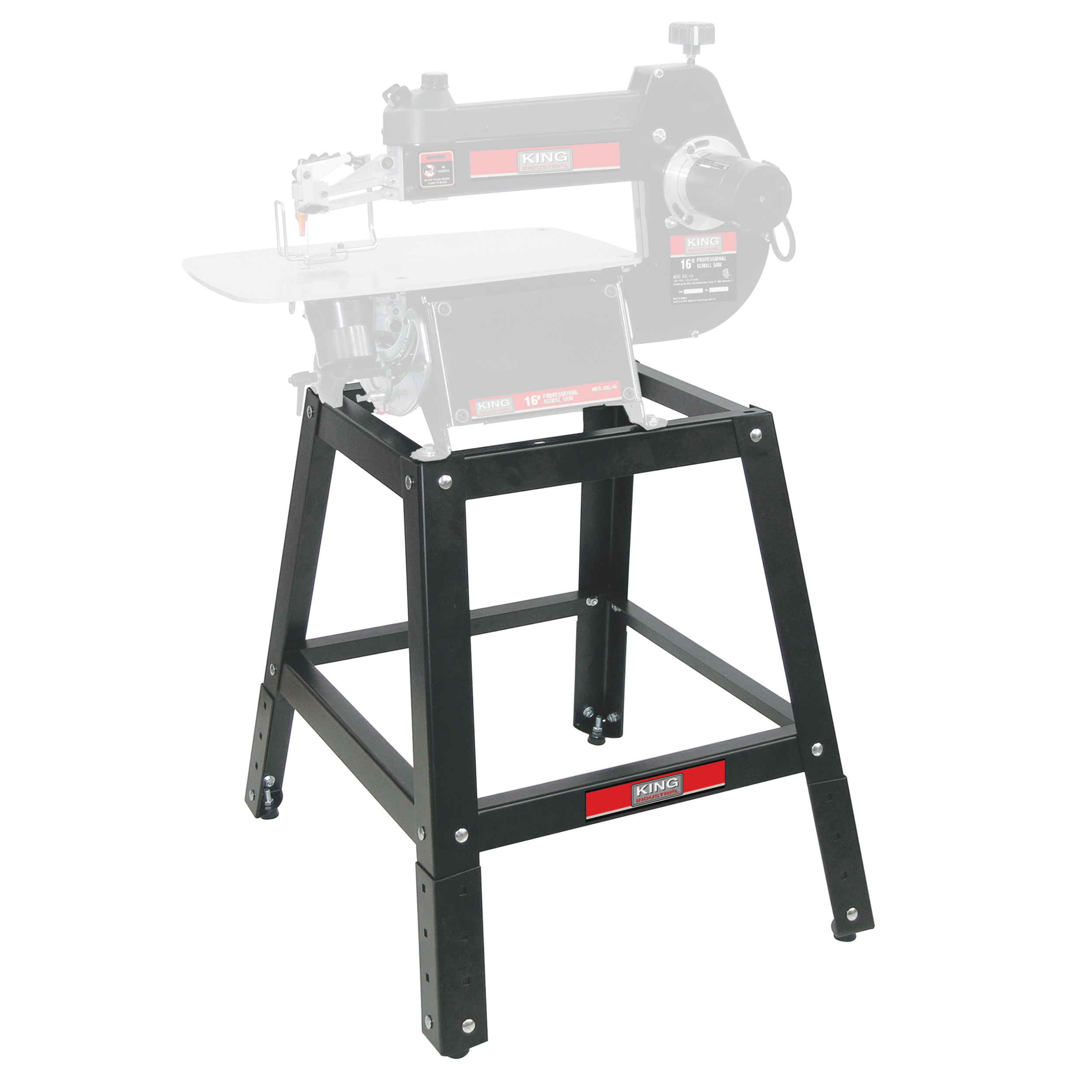 Stand for King Industrial 16 or 21 Inch Scroll Saws
