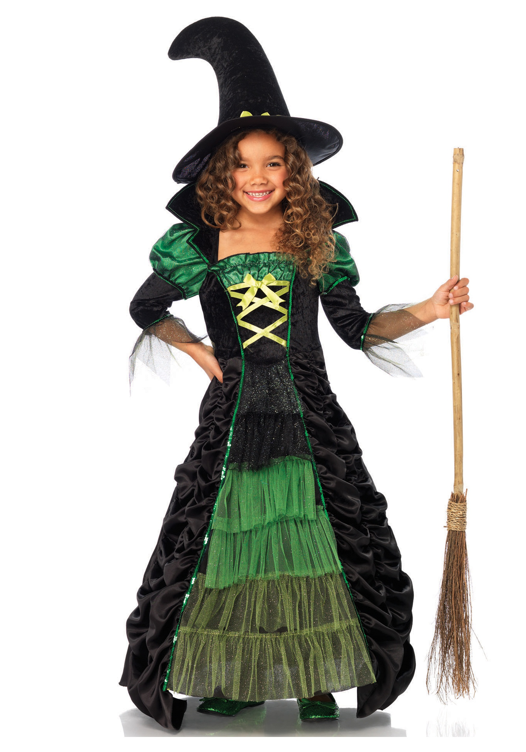 Storybook Witch Costume for Kids
