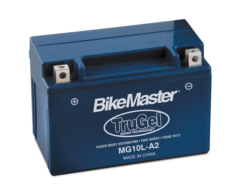 Bikemaster TruGel Motorcycle Battery Mg16-bs-1