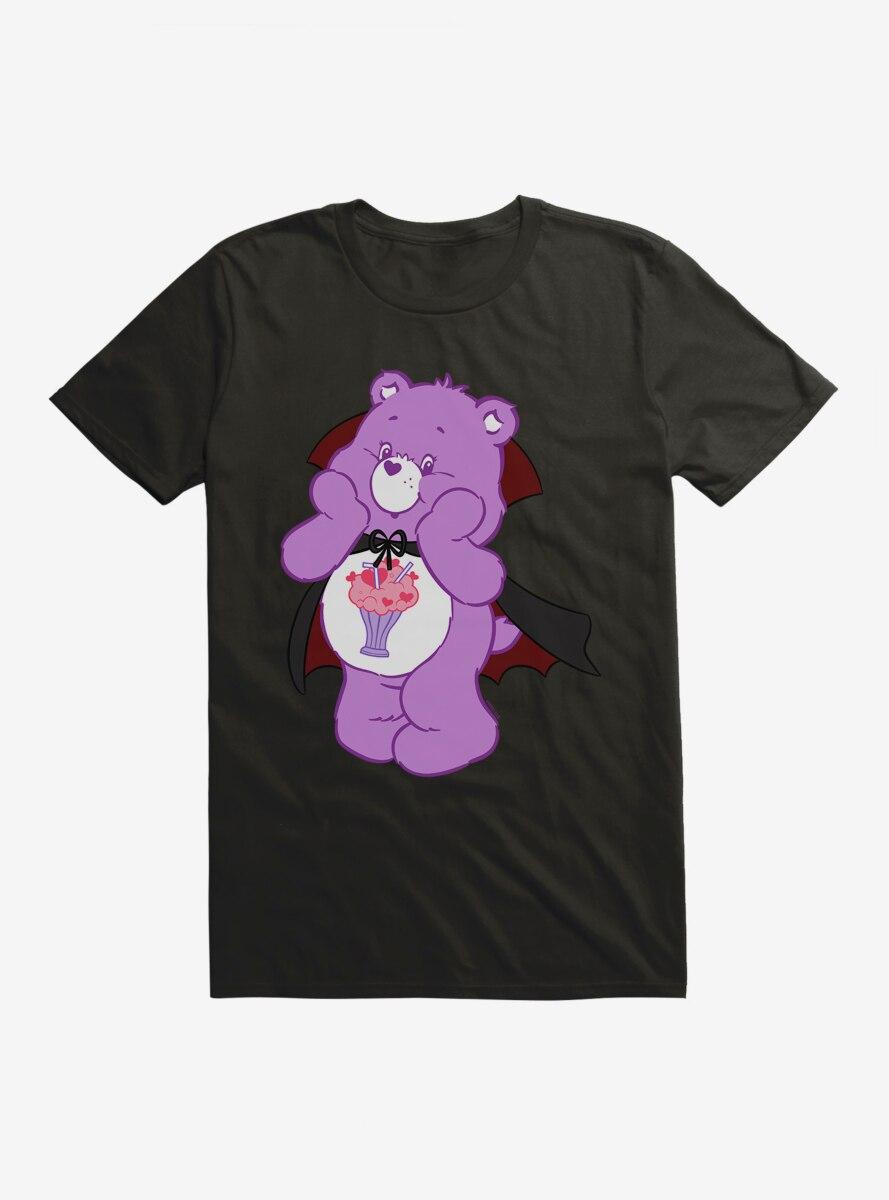 Care Bears Share Bear Dracula Halloween T-Shirt