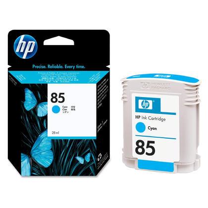 HP 85 C9425A Original Cyan Ink Cartridge
