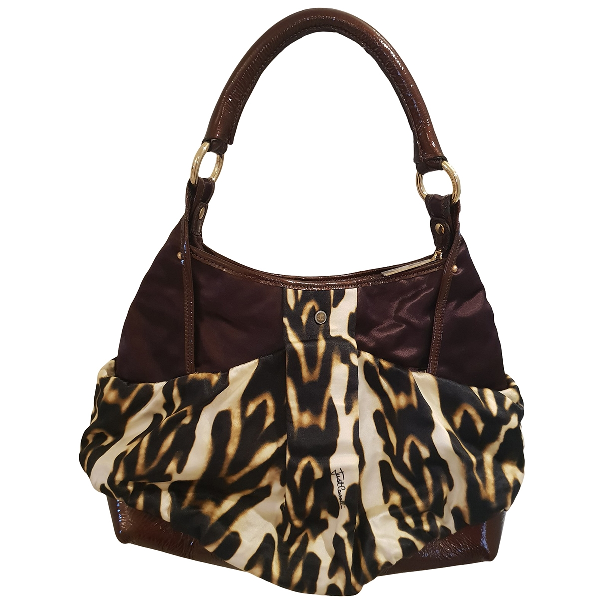 Just Cavalli \N Multicolour Cloth handbag for Women \N