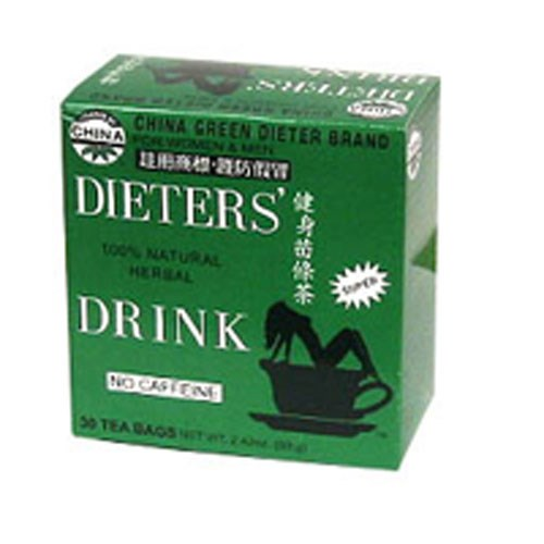 Dieters Tea for Weight-Loss 30 CT by Uncle Lees Teas