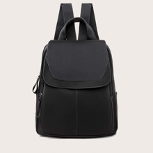 Minimalist Flap Backpack