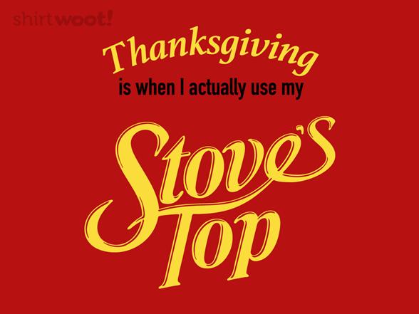 My Stove Top T Shirt