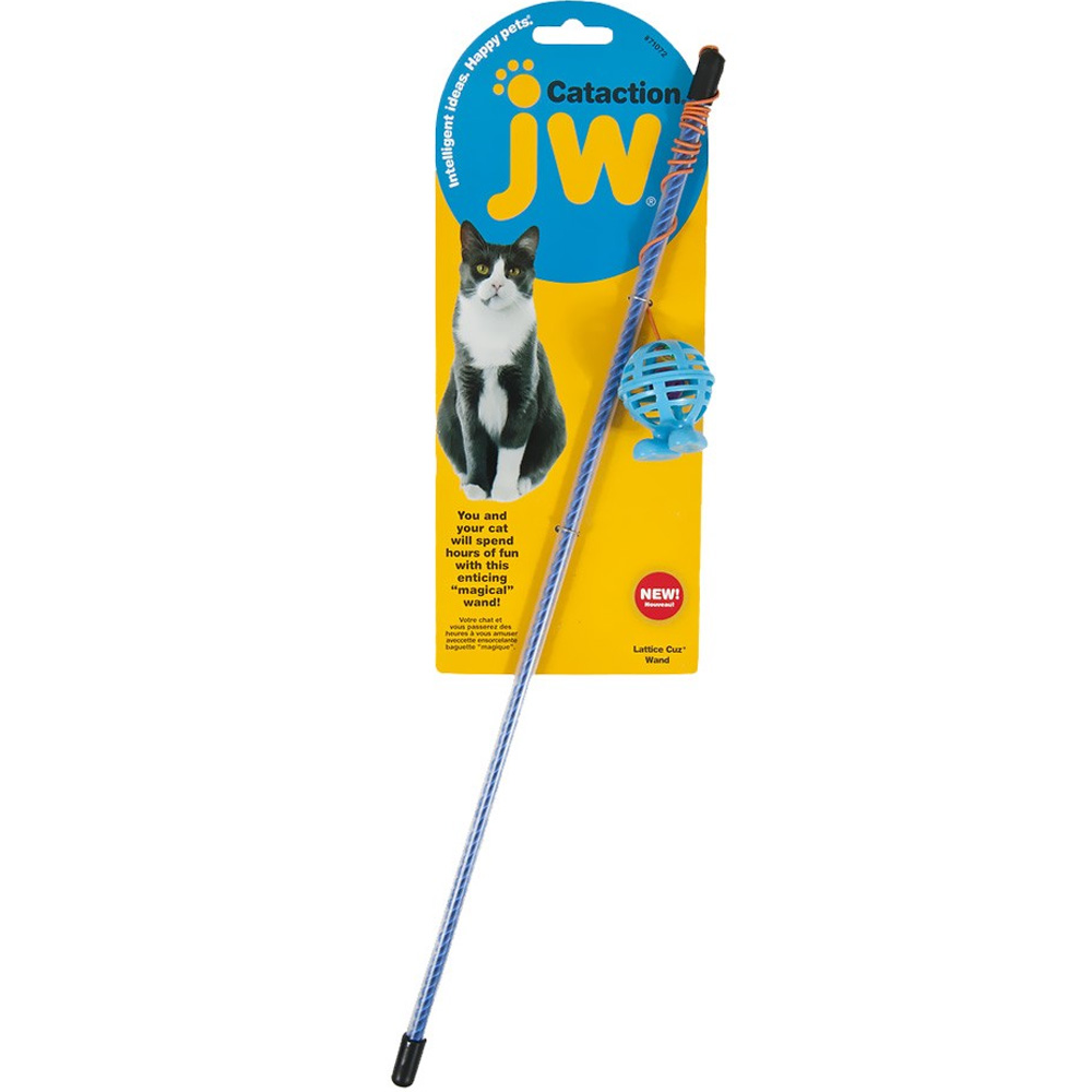 JW Pet Cataction Lattice Cuz Wand