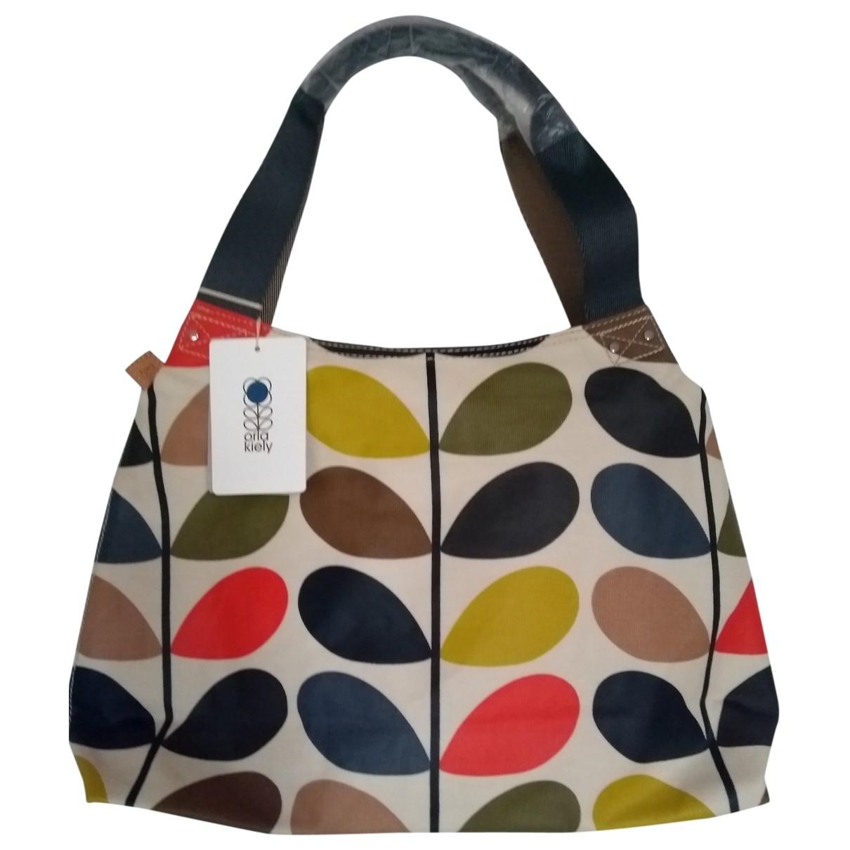 Orla Kiely \N Multicolour Cloth handbag for Women \N
