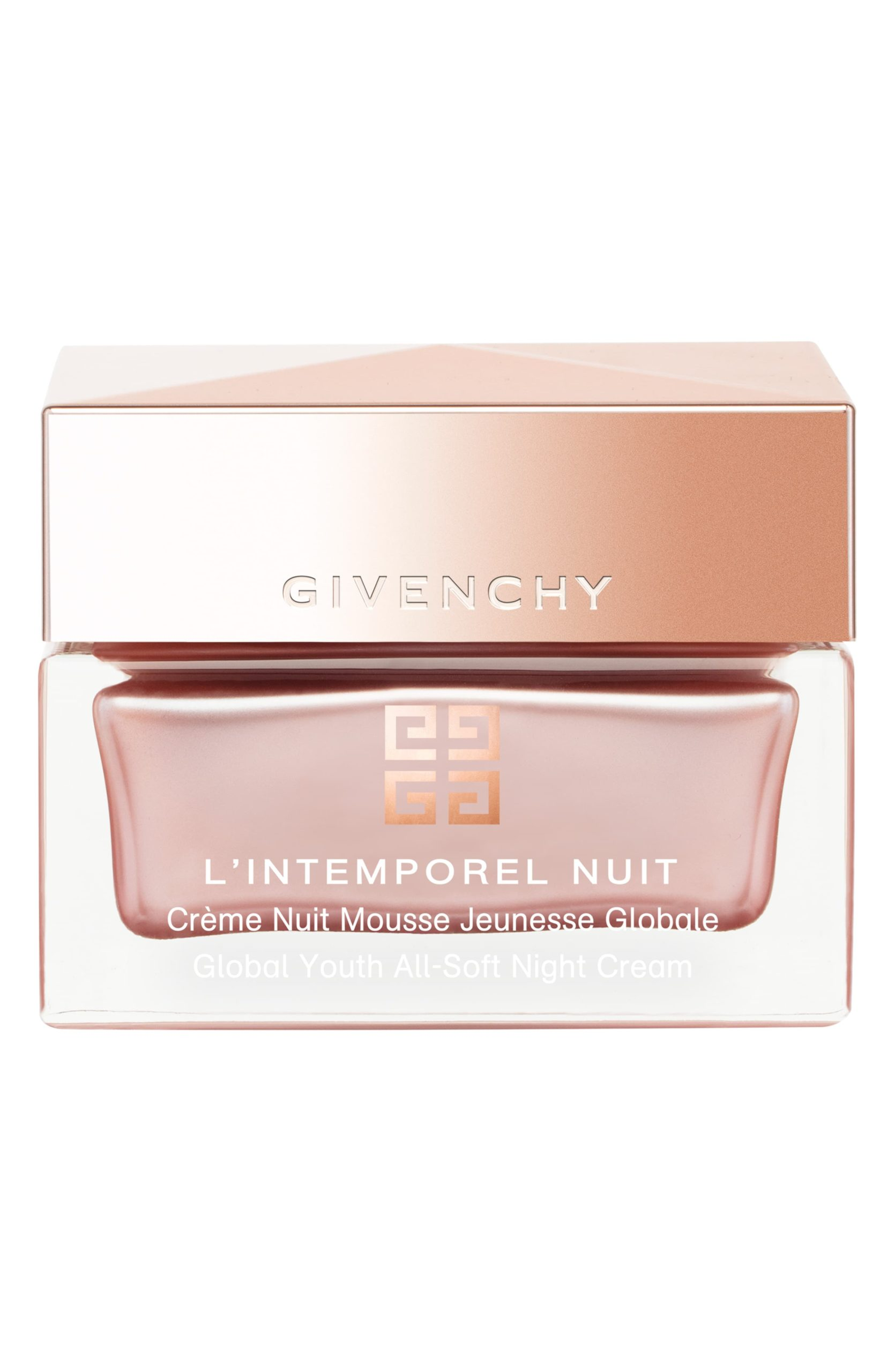 L'intemporel Global Youth All-soft Night Cream