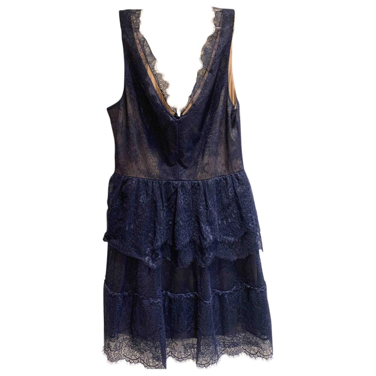 Bcbg Max Azria \N Navy dress for Women M International
