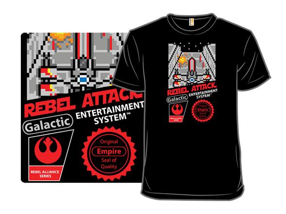 Rebel Run T Shirt
