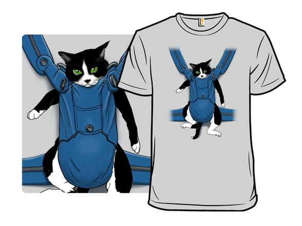 Cat Carrier T Shirt