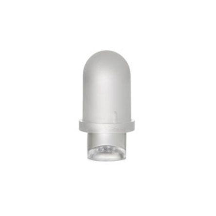 Bivar PLP1-125-D , Panel Mount LED Light Pipe, White Round Lens (100)