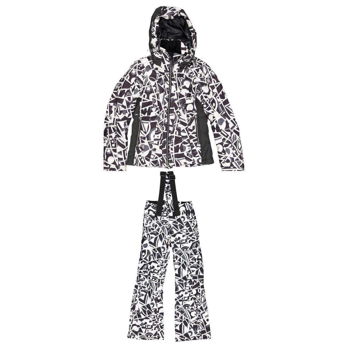 Emilio Pucci \N Black jumpsuit for Women M International