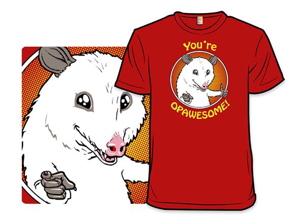 Opawesome! T Shirt