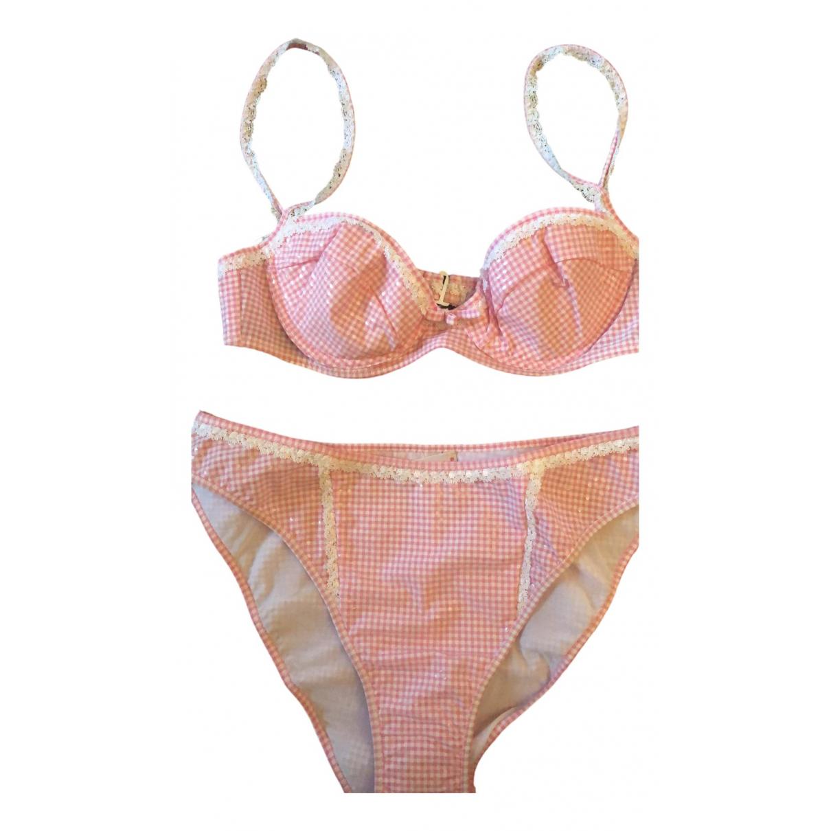 Blumarine \N Pink Swimwear for Women 42 IT