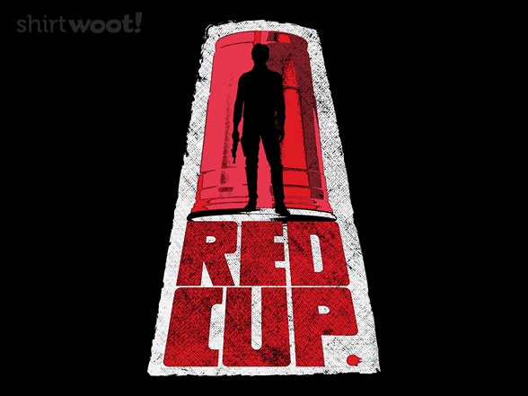 Red Cup T Shirt