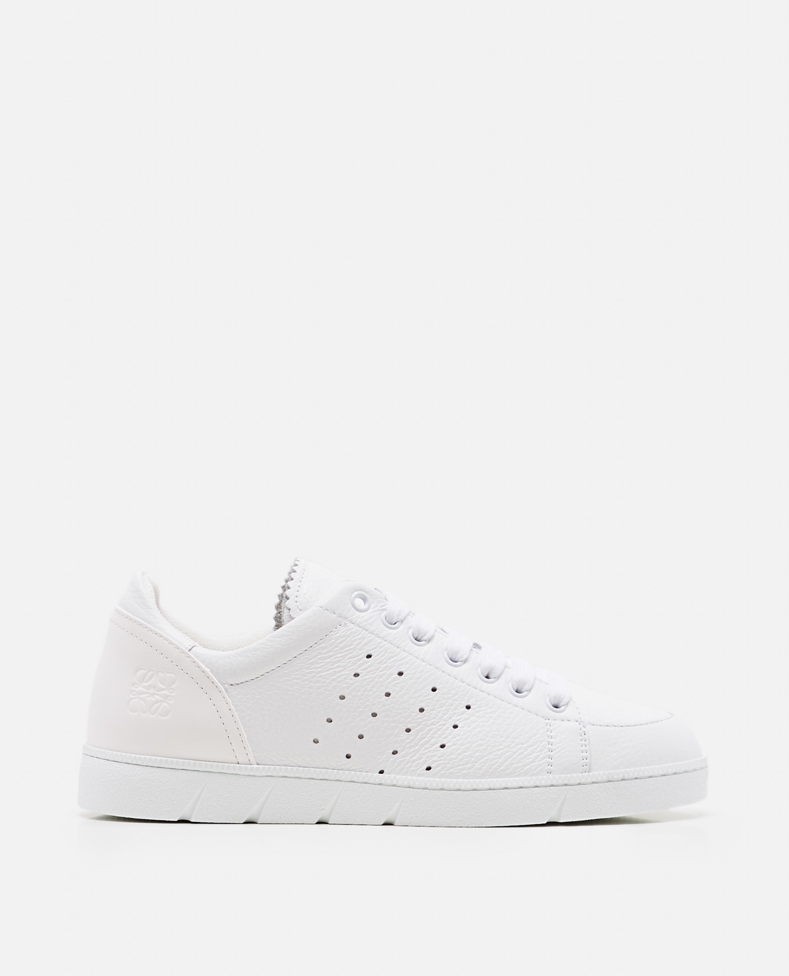 Soft calfskin sneaker