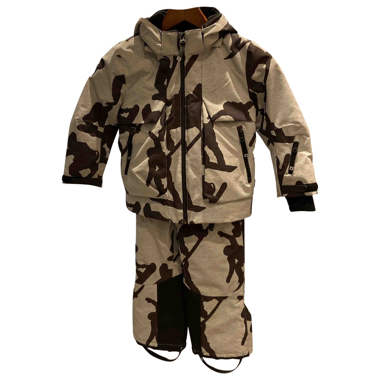 Non Signé / Unsigned \N Grey Outfits for Kids 3 years - until 39 inches UK