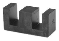 Block N87 E 32/16/11 Ferrite Core Transformer, 2300nH, 32 x 9.5 x 16.4mm, For Use With Transformers, Reactors