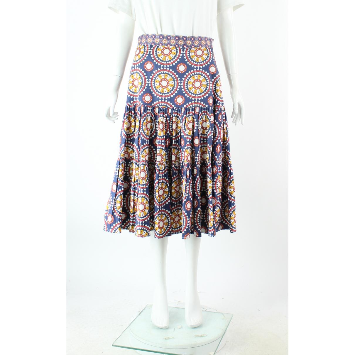 La Double J \N Multicolour Cotton skirt for Women 8 US